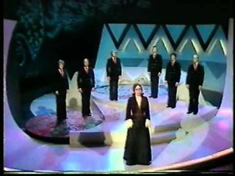 Nana Mouskouri & Le Groupe The King's Singers - An Eriskay Love Lilt  1976