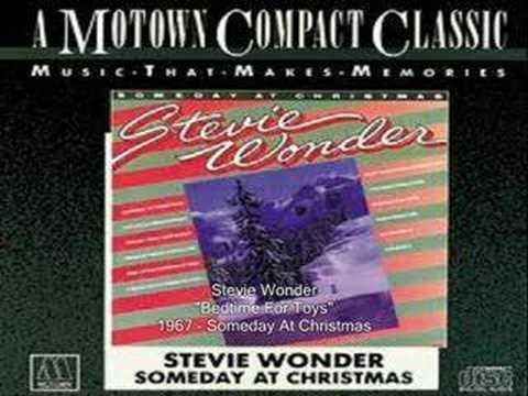 Stevie Wonder - Bedtime For Toys