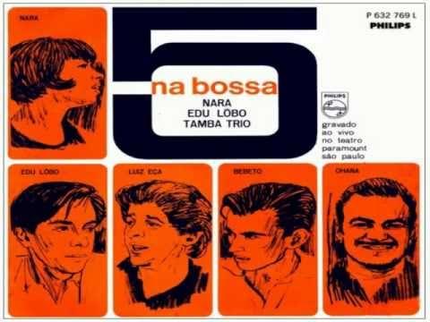 """NARA LEÃO - """"O Trem Atrasou"""" (Vilarinho & Estanislau Silva & Paquito) 1965"""