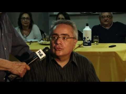 """""""O CONVESCOTE"""" - SARAU EM FORTALEZA-LUÍS NASSIF TOCA  CHORO NAQUELE TEMPO.mp4"""