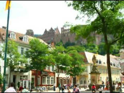 Operetta - Mario Lanza & Elizabeth Doubleday - Summertime in Heidelberg