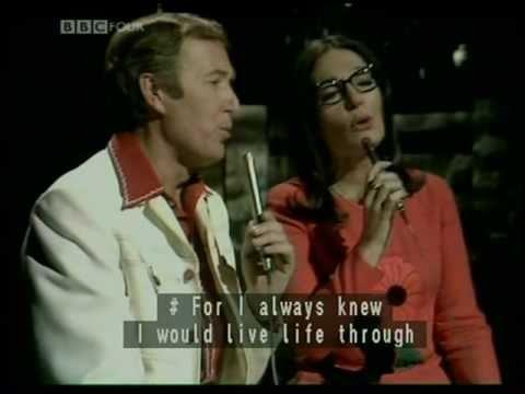 Nana Mouskouri & Val Doonican - Duo -  Medley - 1976  (Lyrics)