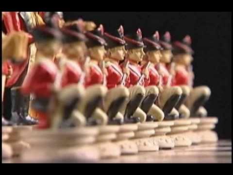 Vida em miniatura: um vídeo-documentário sobre xadrez