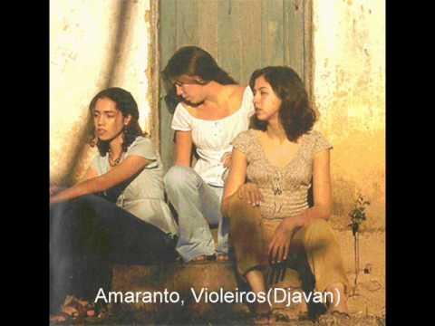 Amaranto canta Violeiros, de Djavan