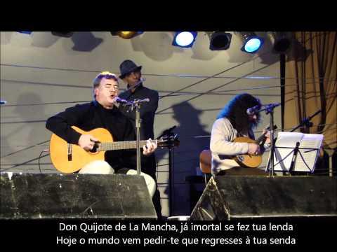 Don Quijote de la Mancha - Caminhos de Si.wmv
