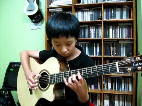 (Ulli Boegershausen) Tango - Sungha Jung