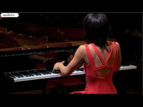Frédéric Chopin (Op. 64, 2) – Por Yuja Wang