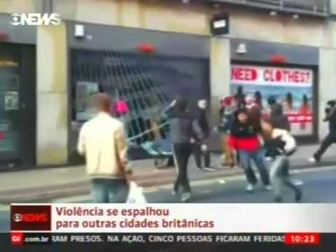 Veja quem são os jovens que protestam na Inglaterra com o sociólogo Silvio Caccia Bava
