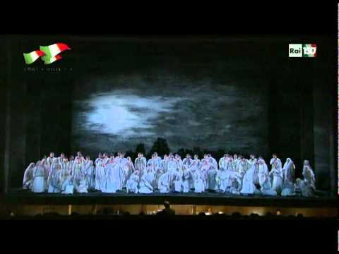 Va' pensiero... Riccardo Muti speaking about Italian culture, Opera di Roma, 12.03.2011
