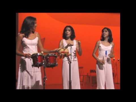 Amaranto canta Benke