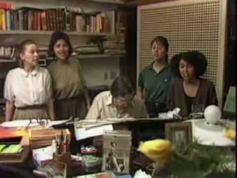 """Tom Jobim - Ensaio em casa 1987 - """"Estrada do Sol"""""""