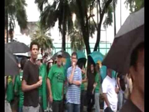 PAGINA DO E - III Marcha contra a corrupção, Cuiabá, 15.11.2011
