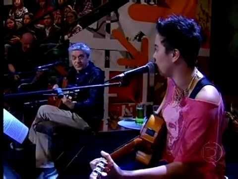 Caetano Veloso e Maria Gadú - O Quereres - Altas Horas 04/06/201