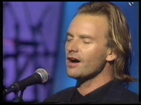 Someone to watch over me (George & Ira Gershwin) # Sting