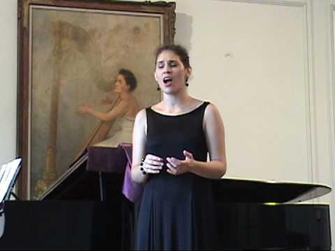 Carolina Faria - Trovas nº 1 - Alberto Nepomuceno
