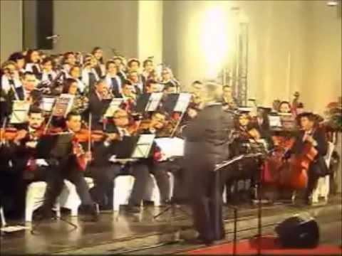 Coral de Belém e Orquestra Villa Lobos - Hallellujah