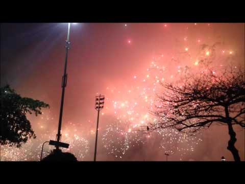 Reveillon Rio de Janeiro - 2012 - The Beatles - All You Need Is Love