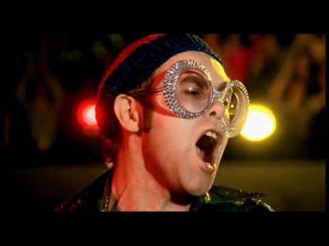 Elton John - Pinball Wizard - Tommy (1975) [HD]