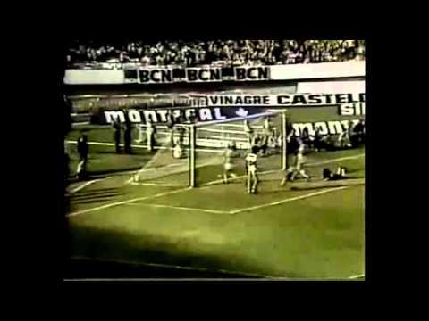 Gols do Santos FC - Campeão Paulista 1984