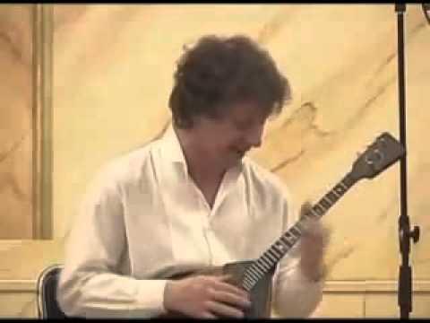 O Paganini da balalaica