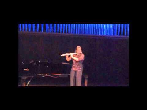 Paulo Costa Lima - Aboio para flauta solo - Brazilian Music