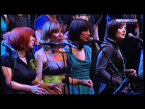 Perpetuum Jazzile - Wave (LIVE 2010)