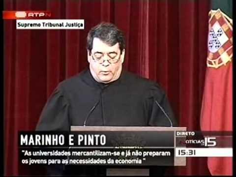 Trecho da Intervenção do Dr. Marinho e Pinto