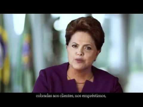 Dilma Rousseff Dia do Trabalhor 01/05/2012