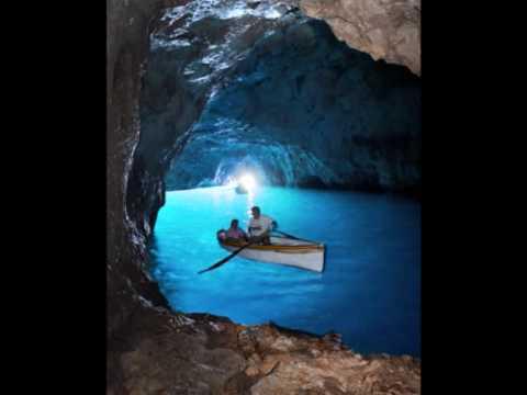 Grotta Azzurra (Capri) - Camille Saint-Saëns, Aquarium