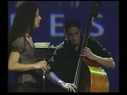Luciana Souza & Trio - Pra que discutir com madame - Chivas Jazz Festival 2002