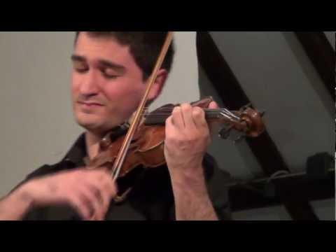 Wieniawski Chanson Polonaise / Mazurka Obertass - Pedro Barreto