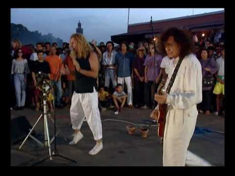 Jimmy Page Robert Plant No Quarter Unledded The Truth Explodes