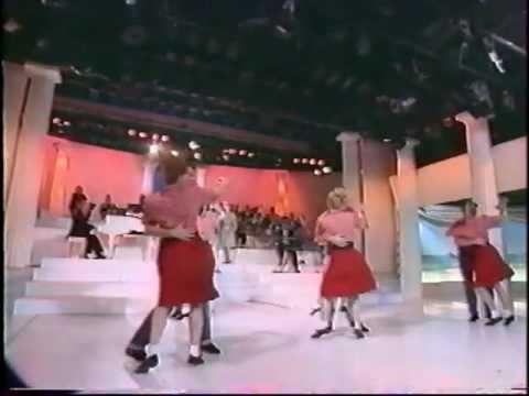 "Nana Mouskouri - ""Boogie Woogie Bugle Boy""  1990"