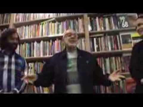 Fernando Duval - Lançamento do Livro do Bivar  animal de seu universo imaginário em Pelotas-RS