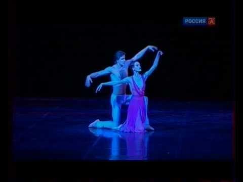 La Rose Malade - Ulyana Lopatkina e Ivan Kozlov.