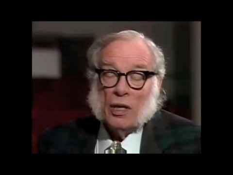 Isaac Asimov prevendo o impacto da Internet                                                                                          (português)