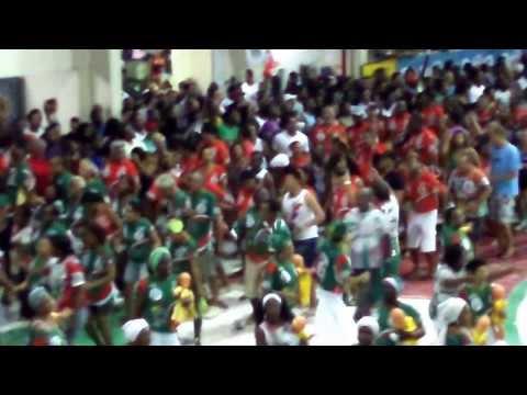 RIO 2014 CARNAVAL CULTURAL Ensaio Quadra da GRES GRANDE RIO