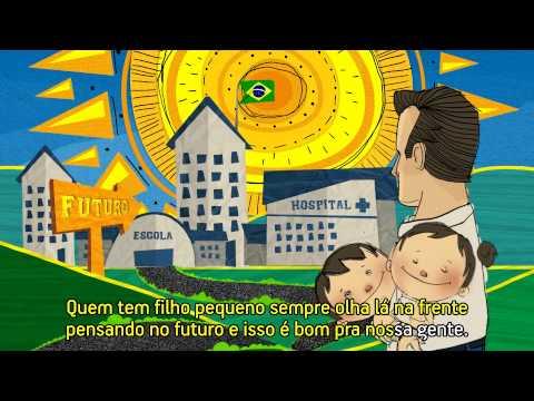 Uma história no ritmo do Brasil