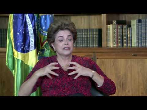Entrevista especial Presidenta Dilma para TV Brasil