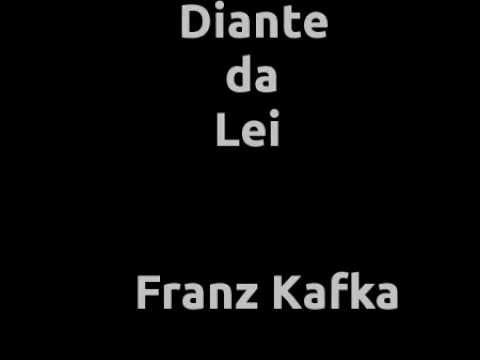 Diante da Lei - Franz Kafka