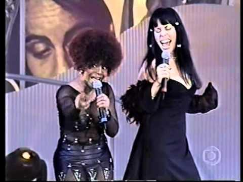 Baby do Brasil e Elza Soares - Brasileirinho