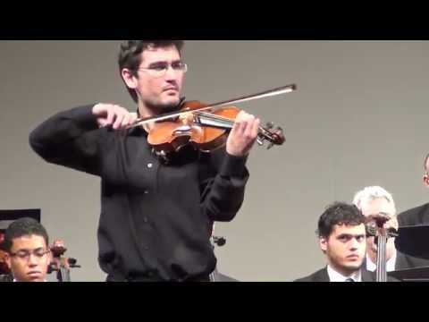 Tchaikovsky: Violin Concerto - Pedro Barreto