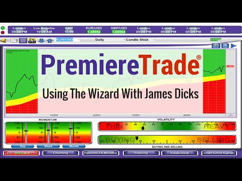 PremiereTrade - Using the Wizard with James Webinar