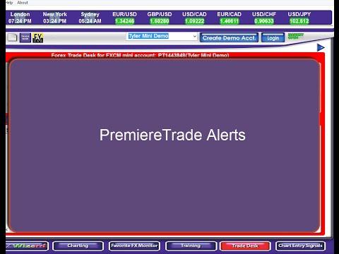 PremiereTrade Alerts
