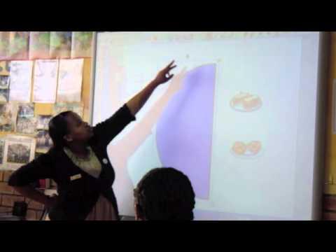 Western Cape: EBB/Edunova Workshop 2011