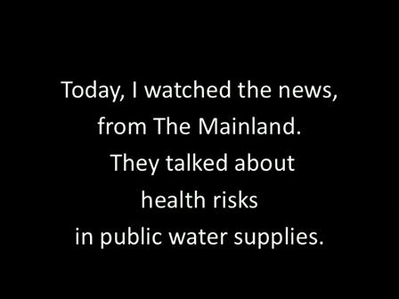 Hawai'i safe drinking water