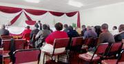 Swaziland class with David teaching