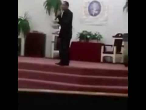 Apostle Louis Gordon Jr- Grace On Purpose Ministries International Inc.