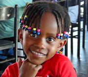 Soweto Pastor's little girl