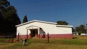 Church of the Nazarene in Swaziland village